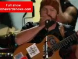 ZAC BROWN BAND Country Music Awards 2012 PERFORMANCE