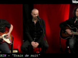 Train de nuit, TEBEO (la compète, 06/07/12)