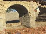 Beauvais : présentation des fouilles archéologiques place du Jeu de Paume