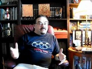 Entrevue avec l'auteur Daniel Sernine