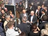 Inauguration du Livre sur la PLace 2012