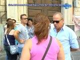 Sit-in Dei Lavoratori Dell'Ipab Regina Elena, Da 5 Mesi Senza Stipendio - News D1 Television TV