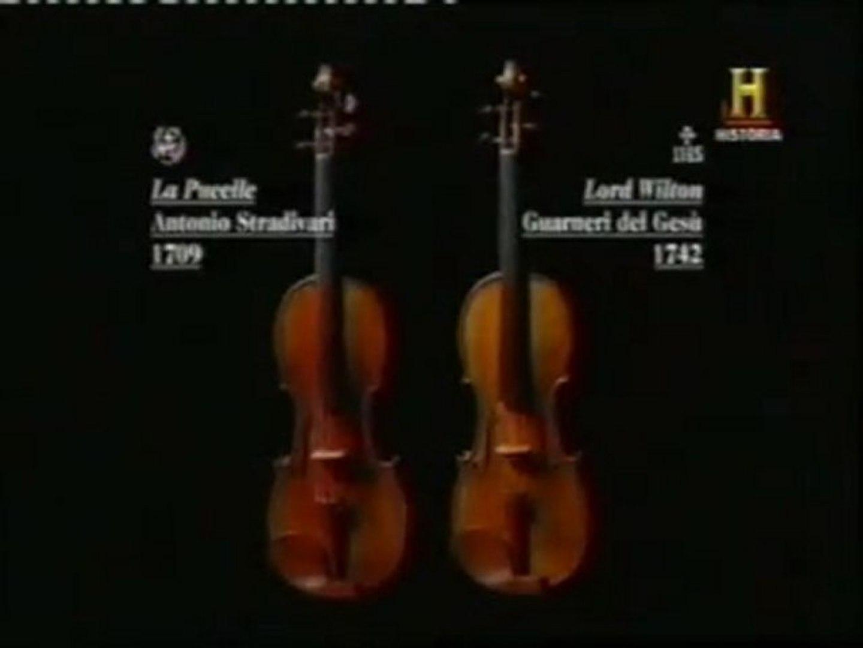 Stradivarius: El bosque de los violines
