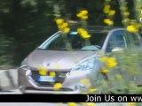 La Peugeot 208 GTi rencontre son aïeule Peugeot 205 GTI (LP)