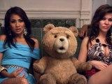 TED : EXTRAIT 1 VF Full HD Avec Mark Wahlberg, Mila Kunis...