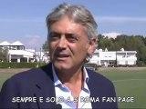 """Intervista Baldini   """"L'unica definizione per Totti è """"Capitano"""""""
