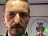 Lavoro nero e incidenti sul lavoro, controlli a tappeto dei Carabinieri
