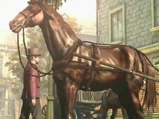 Trailer de lancement de Le Testament de Sherlock