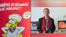 """Charlie Hebdo: """"Non, la presse ne peut pas tenir compte du contexte"""