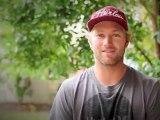 Adrian Buchan Surfing Australia Pro Surfer Camp