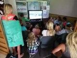 Surfing Australia Pro Surfer Camp - Laura Enever 2011