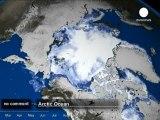 Images tragiques de la fonte des glaciers... - no comment