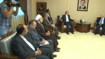Iran FM in Syria to discuss peace efforts