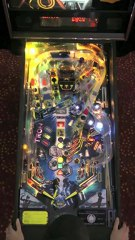 TRON: LEGACY Pinball Machine (Stern 2011) - PAPA 14 Qualifier - Roy Wils