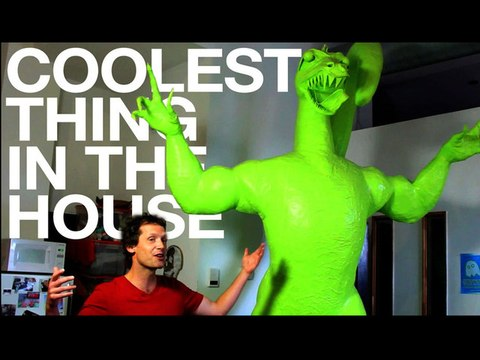 EP1-COOLEST THING IN THE HOUSE- Dinomite