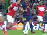 هدف سبارتاك موسكو الثاني على برشلونة - روميلو