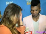 Cyrus Spencer at So You Think You Can Dance Tour Press Junket #SYTYCD @Dance9Cyrus