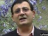 interview de Gilles éric séralini biologiste sur les OGM