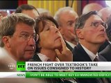 No to Napoleon: 'PC gone mad' as French textbooks purge past