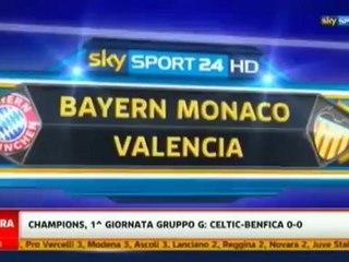 Bayern Munich 2-1 Valencia