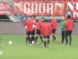 Mirko Slomka: ''Sind vor Twente gewarnt''