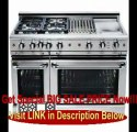 SPECIAL DISCOUNT Capital Gscr486g-ng 48 Inch Self Cleaning Natural Gas Range