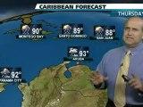 Caribbean Vacation Forecast - 09/19/2012