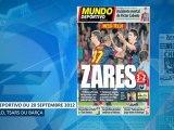 Foot Mercato - La revue de presse - 20 Septembre 2012