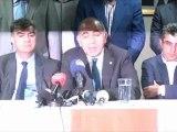 CHP Genel Başkan Yardımcısı Gürsel Tekin Basın Açıklaması