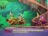 Les chansons des Pirates - Sharky et Bones : L'île secrète des pirates