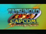 Tatsunoko Vs. Capcom Ultimate All-Stars [WII]