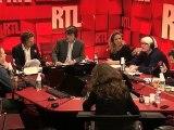 Garou : L'invité du jour du 20/09/2012 dans A La Bonne Heure sur RTL