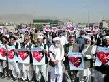 Caricatures de Mahomet, film anti-islam: manifestation à Kaboul