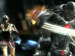 Injustice: Gods Among Us - Tráiler del Tokyo Game Show