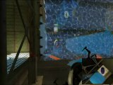 Portal 2 Co-Op Ending and Credits - video dailymotion