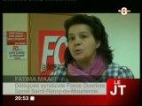 Economie : L'inquiétude des syndicats de Spirel (Savoie)