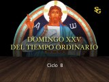 Videocatequesis domingo XXV t. ordinario-B