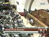 (Vídeo) Caldera se separa de su cargo para facilitar investigaciones por presunta corrupción
