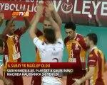 ERKEK VOLEYBOL   Galatasaray Yurtiçi Kargo 0 - 3 Halkbank