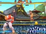 Street Fighter X Tekken Vita TGS 2012 Trailer