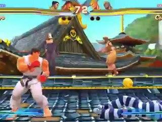 TGS 2012 Trailer de Street Fighter X Tekken