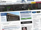 Les Echos et Investir s'unissent et créent Les Echos Bourse - Investir