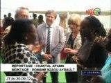 Le Brésil fait un don de plusieurs tonnes de riz et de haricots au Congo
