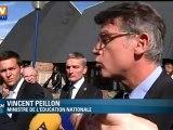"""Peillon sur Le Pen : """"C'est la première des intégristes"""""""