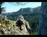 Trail  tour du Toulau  et Crete de Comblezine (Vercors centre)