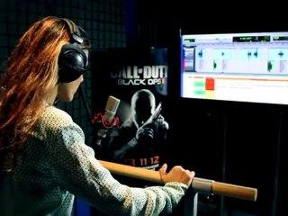 Virginie Ledoyen : le doublage de CoD Black Ops II