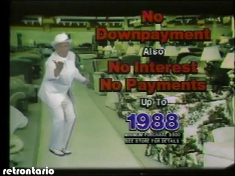 National Furniture Boss Hogg 1986