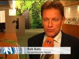 Burgemeester Haren: Kom hier niet heen, het is hier grimmig - RTV Noord