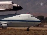Space Shuttle Endeavour Lands in California