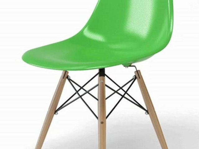 Editiondesign.fr Eames DSW vert sapin boutique mobilier design www.editiondesign.fr Chaise eames